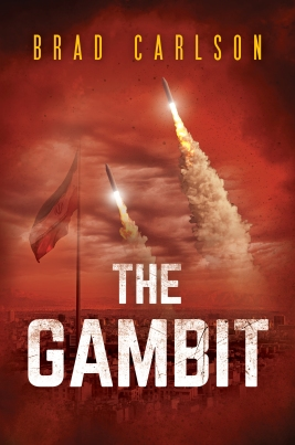 The Gambit Cover - Kindle