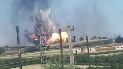 Explosion-Hama-missiles-18.5.18